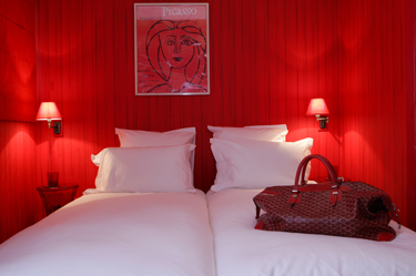 Be&Be Louise Chambre Rouge